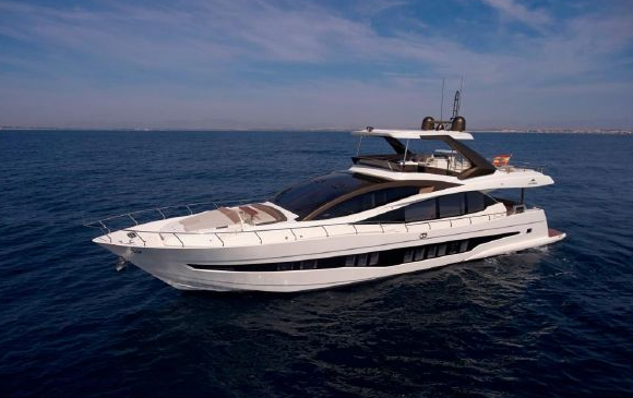 Astondoa 80 Flybridge