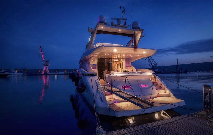 Luxury Yacht for hire - SAINT-ANNA 1 - ATI Yachts