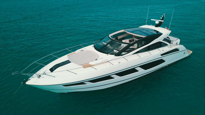 Predator 68 For Sale - Brand new condition - Central Agency
