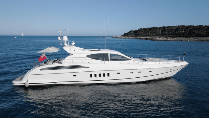 NEW CENTRAL AGENCY FOR CHARTER M/Y M/Y ELLERY A