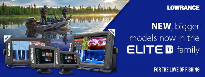 New Lowrance models available soon !