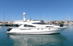 Fairline 58 - PAX ANIMI